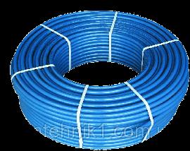 Труба для теплого пола KAN-therm Blue Floor PE-RT с антидиф. защитой, D=16x2,0 мм. (Польша), фото 3