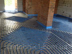 Труба для теплого пола KAN-therm Blue Floor PE-RT с антидиф. защитой, D=16x2,0 мм. (Польша), фото 2