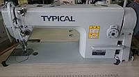 Одноигольная прямострочная швейная машина с двойным продвижением TYPICAL  GC0303СХ