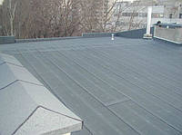 Крыши еврорубероидом, фото 1
