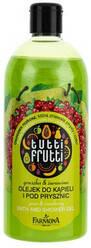 "Масло мерцающее для ванны и душа ""Груша и Клюква"" Farmona Tutti Frutti Bath And Shower Gel, 500 ml."