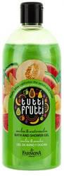 """Масло мерцающее для ванны и душа """"Дыня и Арбуз"""" Farmona Tutti Frutti Bath And Shower Gel Melon And Watermelon"""