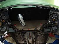 Защита картера Nissan Micra (нисан) Установка защиты каретра в Киеве