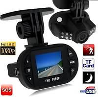 Автомобильный видеорегистратор C600 FullHD Novatek 1080P, фото 1