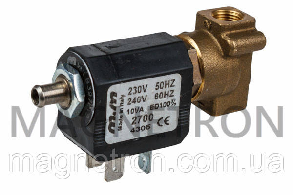Клапан электромагнитный для кофемашин Philips Saeco 9121.015.00A, фото 2