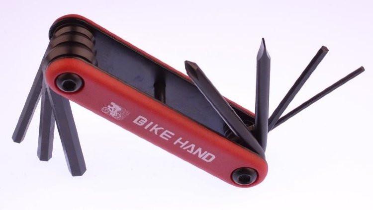 Набор шестигранников BikeHand мультитул YC-267