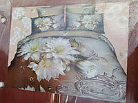 Качественное постельное белью евро комплект