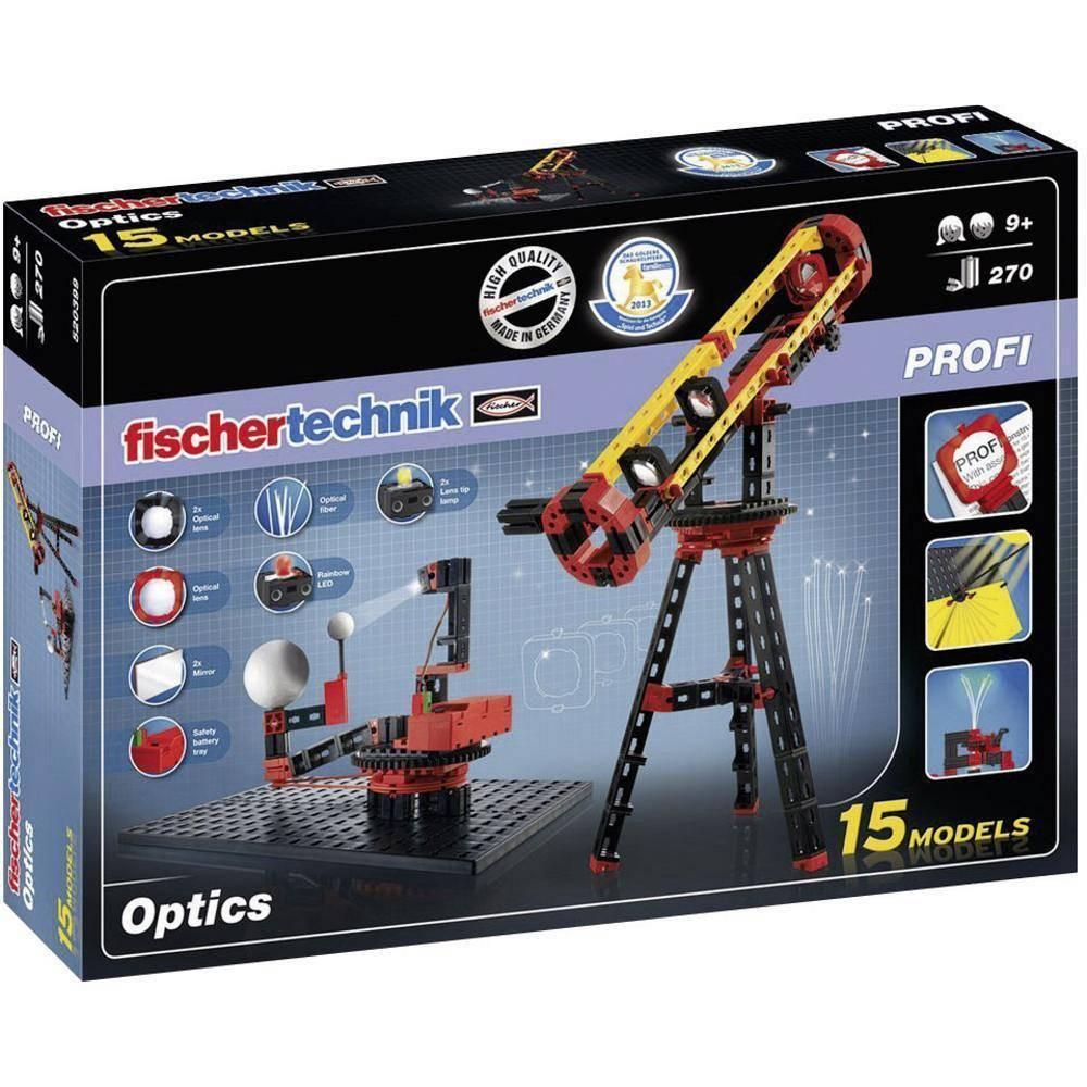 Конструктор Оптические приборы Fischertechnik (FT-520399)