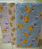 Детский матрас в кроватку новорожденного КПК(кокос-поролон-кокос)