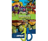 Ножницы детские 480267 ninja turtles