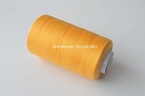 Нитки швейные 50/2, 4200 ярдов Оранжевый