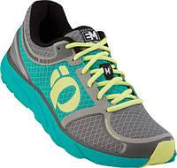 Беговая обувь женская W EM ROAD M3, серая/зелен