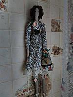Кукла Тильда. Хранительница домашнего уюта.