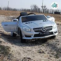 Детский электромобиль Mercedes SL 63