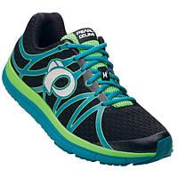 Беговая обувь EM ROAD M2, черн/зелен