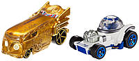 Хот Вилс Набор машинок Звездные войны R2-D2 и C-3PO Hot Wheels Star Wars