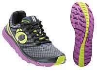 Беговая обувь женская W EM TRAIL N1 v2, серый/фиолетов.