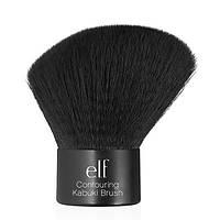 Контурная кисть-кабуки - E.L.F. Studio Contouring Kabuki Brush - 84032