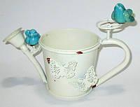 Кашпо декоративное Лейка молочная