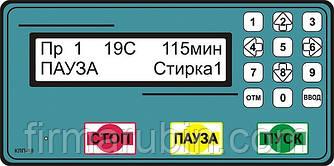 Контроллер промышленной стиральной машины Рубин КСМ-14