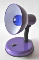 Синяя лампа КВАРЦ-ИК настольная