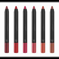 Губная помада-карандаш - Sleek Makeup Power Plump Lip Crayon Notorious Nude - 96137840