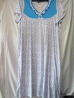 Ночная рубашка супер батал ( 58- 66 )
