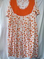 Ночная рубашка супер батал ( 60 - 64 )
