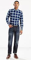 Мужские джинсы LEVIS 505  REGULAR FIT STRETCH  W32 L34, W33 L36