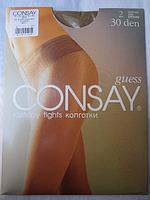 Колготы женские CONSAY guess 30den ( 2, 3, 4 )
