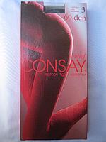 Колготы женские CONSAY relief 60den ( 2, 3, 4 )