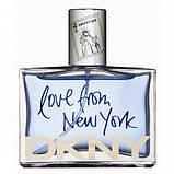 Donna Karan Love From New York for Men туалетна вода 100 ml. (Донна Каран Лав Фром Нью Йорк фо Мен), фото 3