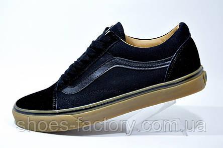 Кеды мужские Vans Old Skool, Black, фото 2