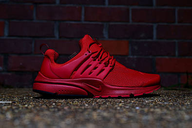 Кроссовки мужские Nike Air Presto Red