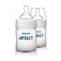 Бутылочка для кормления Philips Avent Classic 2x125  мл (SCF560/27)