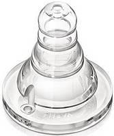 Соска со средним потоком Philips Avent Standart от  3 мес 1 шт (SCF968/22)