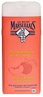 Гель для душа Le Petit Marseillais Белый персик и  нектарин 400 мл (3574661056500)