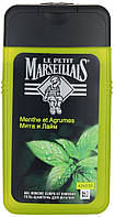 Гель-шампунь Le Petit Marseillais Мята и лайм 200 мл  (3574661190358)