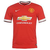 Форма Манчестер Юнайтед Домашняя 2014 - 2015