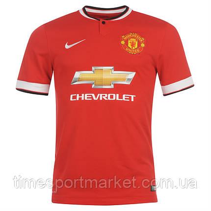 Форма Манчестер Юнайтед Домашняя 2014 - 2015, фото 2