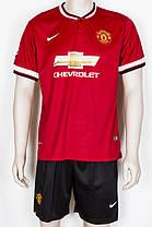 Форма Манчестер Юнайтед Домашняя 2014 - 2015, фото 3