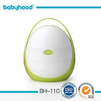 Детский горшок для путешествий Babyhood зеленый