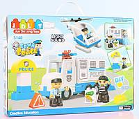 Конструктор Jun Da Long Toys Полиция 9