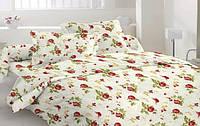 Постельное белье двуспалка в ассортименте по цветам и рисункам