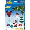 Мозаика Hama Рождество (3430)