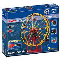 Пластиковый конструктор fischertechnik Парк развлечений  (FT-508775)