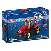 Пластиковый конструктор fischertechnik Тракторы  (FT-520397)