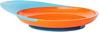 Плоская тарелка Boon Catch Plate Orange/Blue (B262)