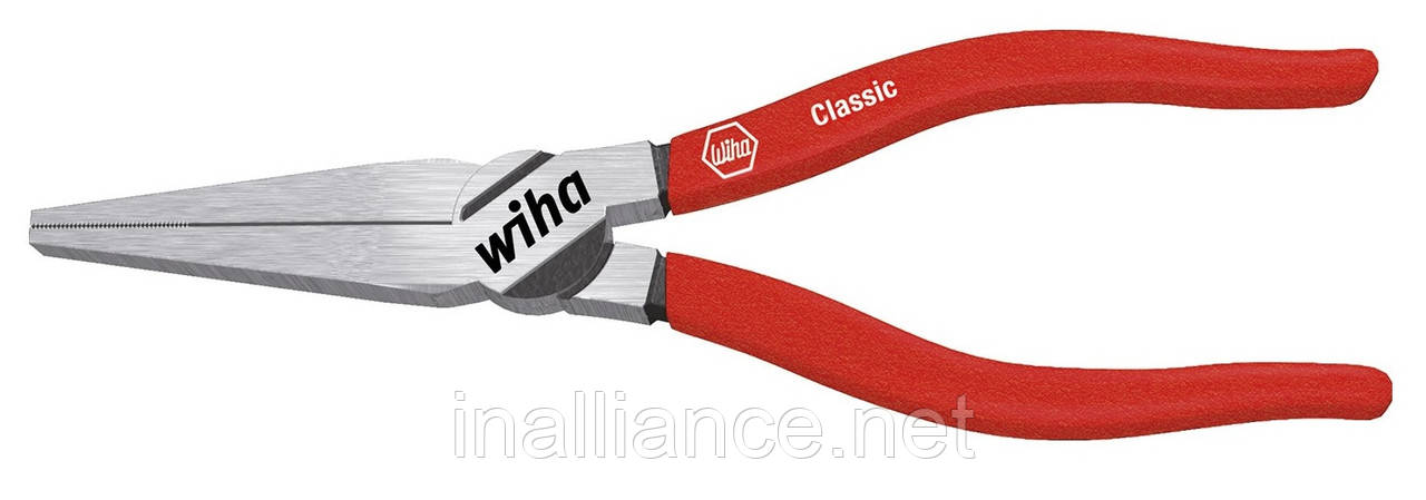 Плоскогубцы удлиненные 160 мм Classic Wiha 26730