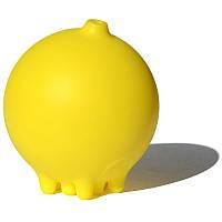 Плюї желтый 2+ игрушка для ванной Moluk